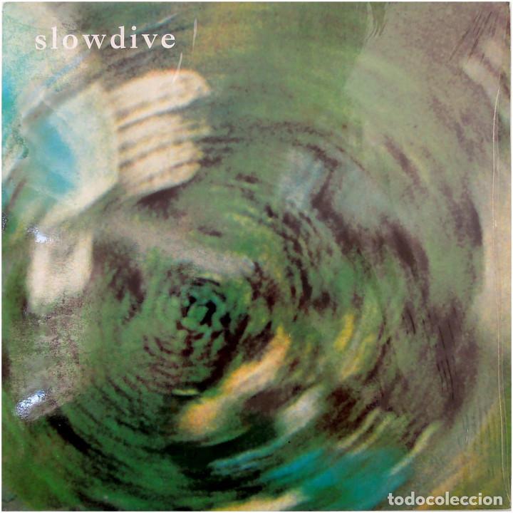 SLOWDIVE – SLOWDIVE - EP UK 1990 - CREATION RECORDS CRE 093T (Música - Discos de Vinilo - Maxi Singles - Pop - Rock Internacional de los 90 a la actualidad)