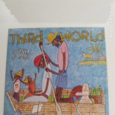 Discos de vinilo: THIRD WORLD JOURNEY TO ADDIS ( 1978 ISLAND UK ) . Lote 171790145