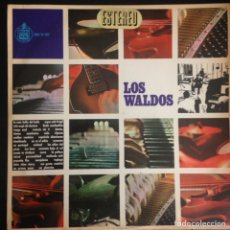 Discos de vinilo: LOS WALDOS. Lote 171793600