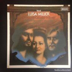 Discos de vinilo: LUISA MILLER. Lote 171793718