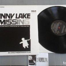 Discos de vinilo: BUNNY LAKE IS MISSING (ORIGINAL SOUNDTRACK) LP RCA VICTOR ?– NL 45992 . Lote 171796448