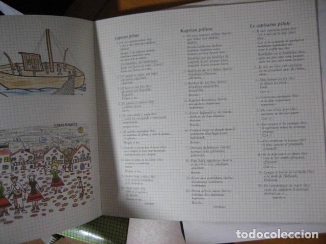 Discos de vinilo: EZ UTZI HAURREI NEGAR EGITEN ONGI PORTATU BERAIEKIN -UNA JOYA CON LIBRITO INFANTIL DISCOS TIC TAC - Foto 4 - 100263975