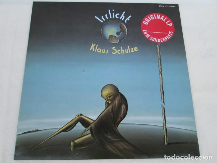 Discos de vinilo: KLAUS SCHULZE. IRRLICHT. LP VINILO. METRONOME RECORDS 1972. VER FOTOGRAFIAS ADJUNTAS - Foto 2 - 171804215