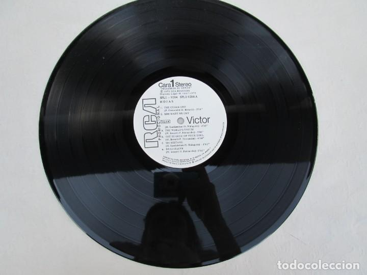 Discos de vinilo: HOJAS. LP VINILO. RCA VICTOR. 1975. VER FOTOGRAFIAS ADJUNTAS - Foto 2 - 171804630