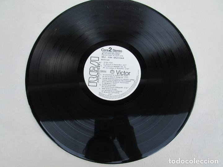 Discos de vinilo: HOJAS. LP VINILO. RCA VICTOR. 1975. VER FOTOGRAFIAS ADJUNTAS - Foto 4 - 171804630