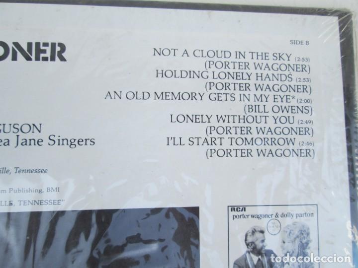 Discos de vinilo: PORTER WAGONER. HIGHWAY HEADIN´SOUTH. LP VINILO. RCA RECORDS 1974. VER FOTOGRAFIAS ADJUNTAS - Foto 8 - 171805112