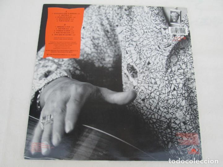Discos de vinilo: JEROS. TEMBLO PERO NO CALLO. LP VINILO. POLYGRAM IBERICA 1990. VER FOTOGRAFIAS ADJUNTAS - Foto 8 - 171805237