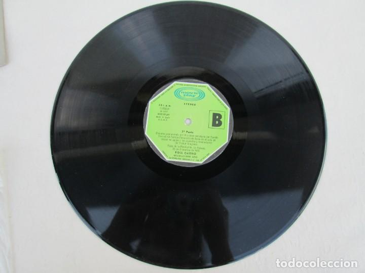 Discos de vinilo: NUESTRA PALABRA VOL 3. DISCURSO EN LA PALZA DE LA REVOLUCION 22 DIC 75. FIDEL CASTRO. LP VINILO - Foto 5 - 171805424