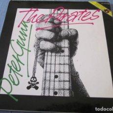 Discos de vinilo: THE PIRATES - PETER GUNN - MAXI EDICION ESPAÑOLA DE 1985 - 4 TEMAS.. Lote 171809624
