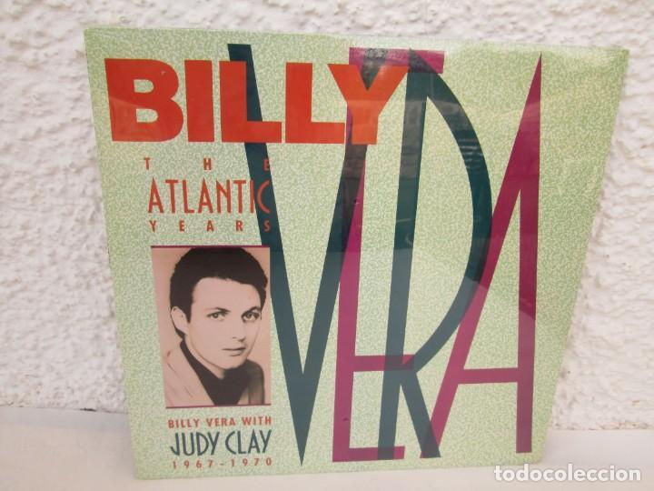 BILLY VERA AND JUDY CLAY. THE ATLANTIC YEARS. LP VINILO. NUEVO SIN DESPRECINTAR. RHINO RECORDS 1987. (Música - Discos - LP Vinilo - Jazz, Jazz-Rock, Blues y R&B)