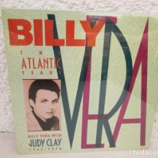Discos de vinilo: BILLY VERA AND JUDY CLAY. THE ATLANTIC YEARS. LP VINILO. NUEVO SIN DESPRECINTAR. RHINO RECORDS 1987.. Lote 171815683