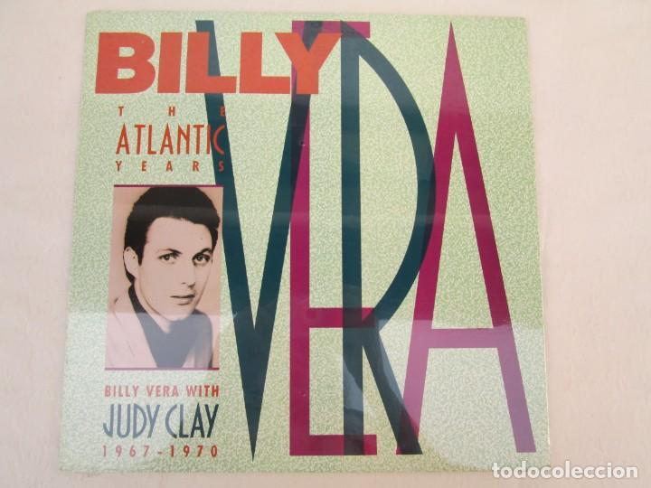 Discos de vinilo: BILLY VERA AND JUDY CLAY. THE ATLANTIC YEARS. LP VINILO. NUEVO SIN DESPRECINTAR. RHINO RECORDS 1987. - Foto 2 - 171815683