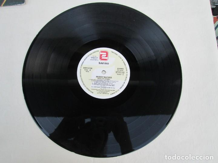 Discos de vinilo: MUDDY WATERS. ROLLIN´STONE. LP VINILO. SOLO CONTIENE EL DISCO 2. ZAFIRO SERDISCO 1991. VER FOTOS - Foto 3 - 171816723
