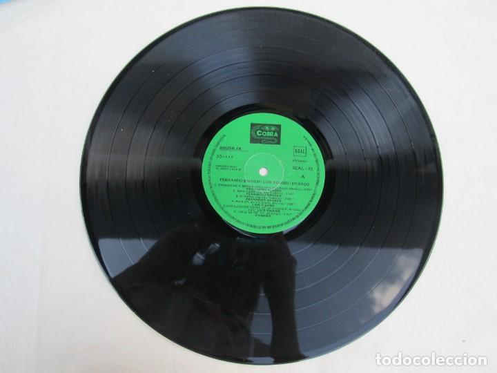 Discos de vinilo: LUIS FIERRO. FERNANDO BROSED. DYANGO. LP VINILO. DIFESCO 1978. VER FOTOGRAFIAS ADJUNTAS - Foto 3 - 171817718
