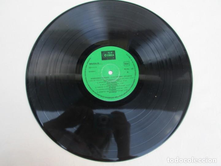 Discos de vinilo: LUIS FIERRO. FERNANDO BROSED. DYANGO. LP VINILO. DIFESCO 1978. VER FOTOGRAFIAS ADJUNTAS - Foto 5 - 171817718
