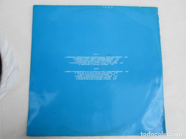 Discos de vinilo: LUIS FIERRO. FERNANDO BROSED. DYANGO. LP VINILO. DIFESCO 1978. VER FOTOGRAFIAS ADJUNTAS - Foto 8 - 171817718