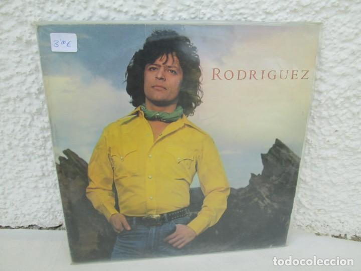 JOHNNY RODRIGUEZ. LP VINILO. EPIC CBS 1979. VER FOTOGRAFIAS ADJUNTAS (Música - Discos - LP Vinilo - Country y Folk)