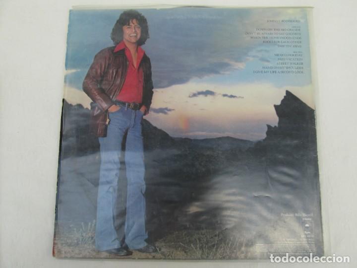 Discos de vinilo: JOHNNY RODRIGUEZ. LP VINILO. EPIC CBS 1979. VER FOTOGRAFIAS ADJUNTAS - Foto 8 - 171818728