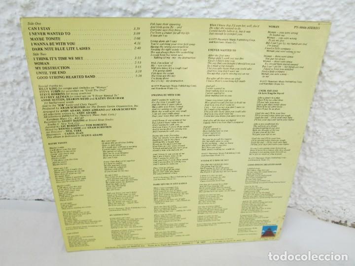 Discos de vinilo: EGG CREAM. ANDY ADAMS & EGG CREAM. LP VINILO MARFER PYRAMID 1977. VER FOTOGRAFIAS ADJUNTAS - Foto 9 - 171819293