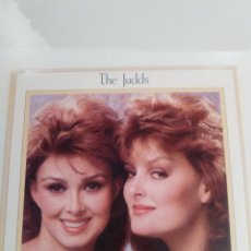 Discos de vinilo: THE JUDDS HEARTLAND ( 1987 RCA CURB USA ) BUEN ESTADO. Lote 171825144