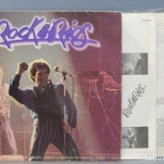 Discos de vinilo: 2 LP. ROCK&RIOS. Lote 171830454