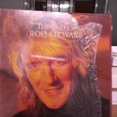 Discos de vinilo: THE BEST OF ROD STEWART, WB 1990. Lote 171836235