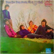 Discos de vinilo: DAVE DEE, DOZY, BEAKY, MICK & TICH – IF NO-ONE SANG - LP SPAIN 1968 - FONTANA 886 478 TY. Lote 171937113