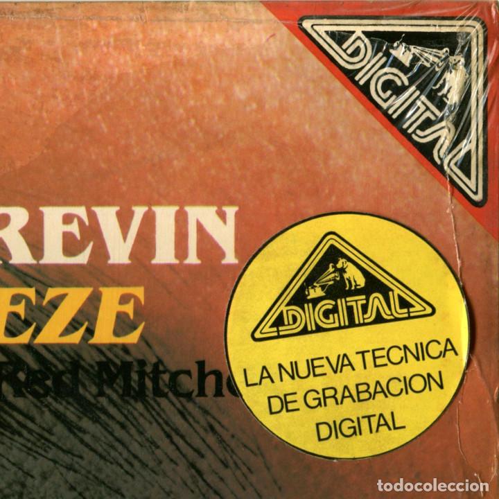 Discos de vinilo: Itzhak Perlman,A. Previn,S. Manne,J. Hall,R. Mitchell - Its A Breeze - Lp Spain 1982 - Precintado - Foto 3 - 171956103