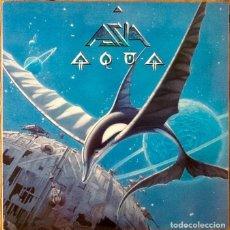 Discos de vinilo: ASIA : AQUA [ESP 1992] LP/GAT. Lote 171967342