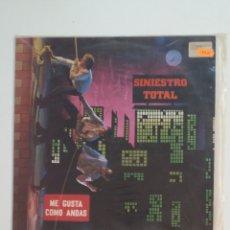 Discos de vinilo: SINIESTRO TOTAL. ME GUSTA COMO ANDAS. LP. TDKLP. Lote 171970948