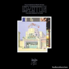 Discos de vinilo: LED ZEPPELIN - THE SOUNDTRACK FROM THE FILM THE SONG REMAINS THE SAME ( UK ). Lote 171990965