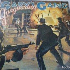 Discos de vinilo: LP - GARY´S GANG. GANBUSTERS. Lote 171991924