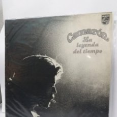 Discos de vinilo: LP ** CAMARON ** LA LEYENDA DEL TIEMPO *COVER/ EXCELLENT / NEAR MINT *LP/ VERY GOOD+/EXCELLENT *1979. Lote 178753963