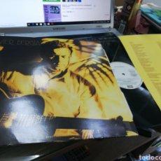 Discos de vinilo: JAVIER BERGIA LP PROMOCIONAL 1985. Lote 172006410