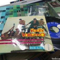 Discos de vinilo: ROCKY VOLCANO EP CRISTOBAL COLON + 3 1962. Lote 172008580