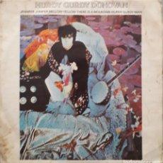 Discos de vinilo: DONOVAN. HURDY GURDY. ED. INGLESA 1968. Lote 172012504