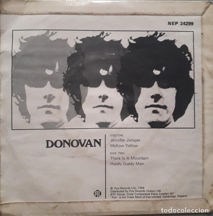 Discos de vinilo: DONOVAN. HURDY GURDY. ED. INGLESA 1968 - Foto 2 - 172012504