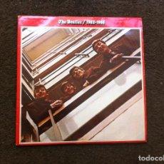 Discos de vinilo: THE BEATLES. 1962-1966 (LP DOBLE) 1973, ESPAÑA. Lote 172013157