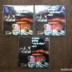 Discos de vinilo: EL BALLET GALLEGO REY DE VIANA (3 LP) 1972, MOVIEPLAY, ESPAÑA. Lote 172015928