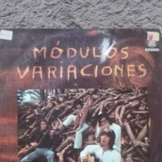 Discos de vinilo: MODULOS-VARIACIONES-ORIGINAL AÑO 1971. Lote 172017433