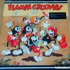 Discos de vinilo: FLAMIN' GROOVIES * LP 180G AUDIOPHILE VINYL PRESSING * SUPERSNAZZ * LTD * SEALED. Lote 172032809