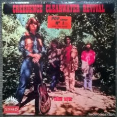 Discos de vinilo: CREEDENCE CLEARWATER REVIVAL. GREEN RIVER. AMERICA, FRANCE 1969 LP 30 AM 6047. Lote 194899171