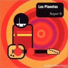 Discos de vinilo: LP LOS PLANETAS SUPER 8 REEDICION VINILO SPAIN 2014 LTD NUMERADO. Lote 187164727