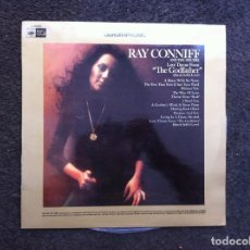 Discos de vinilo: RAY CONNIFF AND THE SINGERS. LOVE THEME FROM THE GODFATHER... (LP) 1973. Lote 172060177