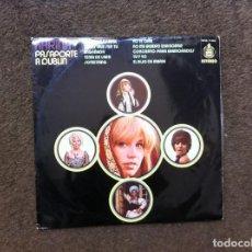 Discos de vinilo: KARINA. PASAPORTE A DUBLIN (LP) 1971. Lote 172064609