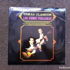 Discos de vinilo: LOS INDIOS TABAJARAS. TEMAS CLÁSICOS (LP) 1967. Lote 172066277