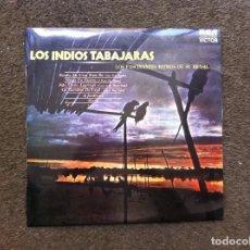 Discos de vinilo: LOS INDIOS TABAJARAS. LOS FASCINANTES RITMOS DE SU BRASIL (LP) 1968. Lote 172066603