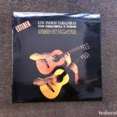 Discos de vinilo: LOS INDIOS TABAJARAS, CON ORQUESTA Y COROS (LP) 1970. Lote 172066759