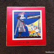 Discos de vinilo: TCHAIKOVSKY. NUTCRACKER SUITE. (LP - 10 PULGADAS) MADE IN U.S.A.. Lote 172067810