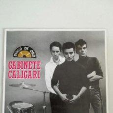 Discos de vinilo: GABINETE CALIGARI CUATRO ROSAS. Lote 172068410